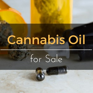 Cannabis Oil for Sale - THC & CBD Oil