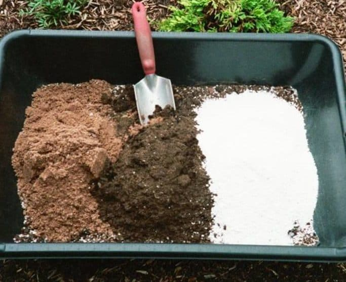Make your own or enhance your soil