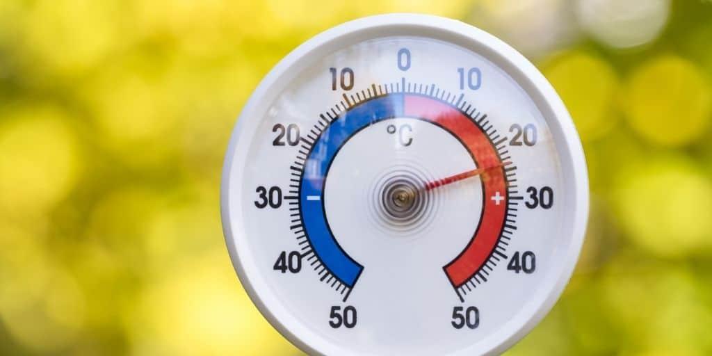 Measuring the temperature